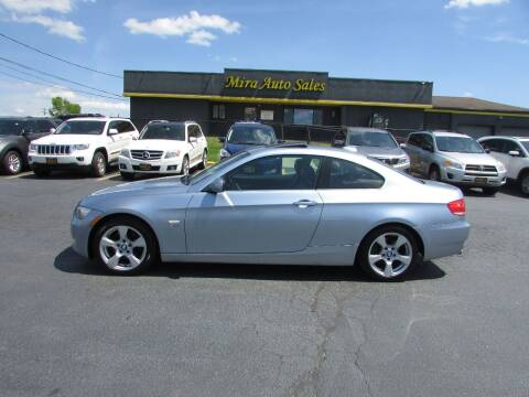 2010 BMW 3 Series for sale at MIRA AUTO SALES in Cincinnati OH