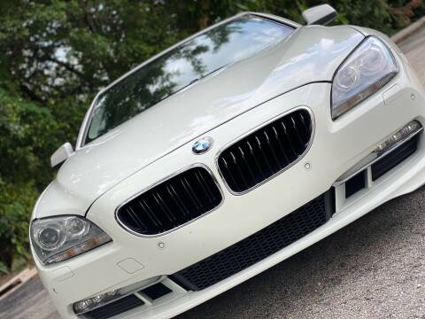 2014 BMW 6 Series for sale at HIGH PERFORMANCE MOTORS in Hollywood FL