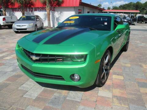 2011 Chevrolet Camaro for sale at Affordable Auto Motors in Jacksonville FL