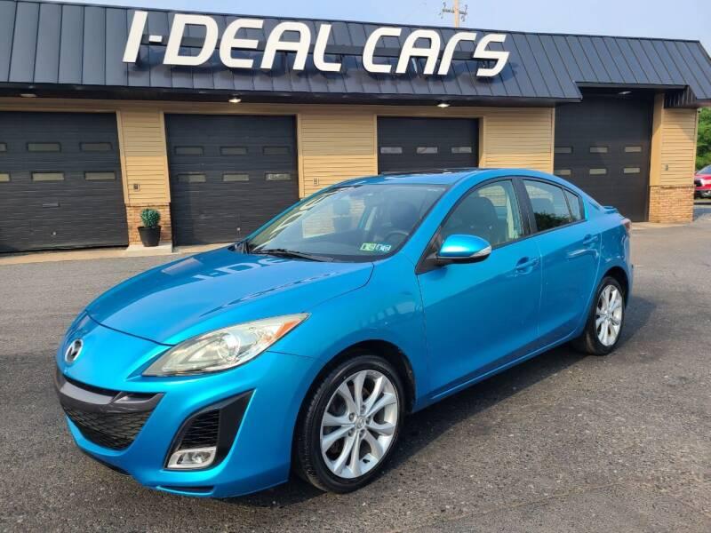 2010 Mazda MAZDA3 for sale at I-Deal Cars in Harrisburg PA