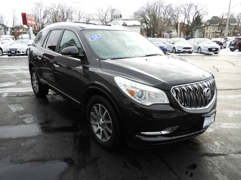 2014 Buick Enclave for sale at Grant Park Auto Sales in Rockford IL