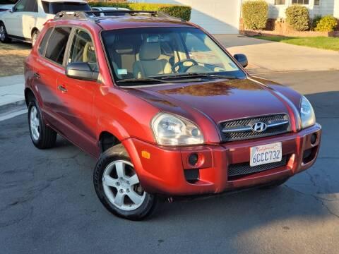 2007 Hyundai Tucson for sale at Gold Coast Motors in Lemon Grove CA