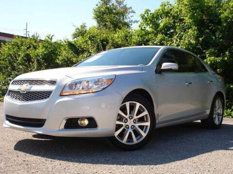 2013 Chevrolet Malibu for sale at A & A IMPORTS OF TN in Madison TN