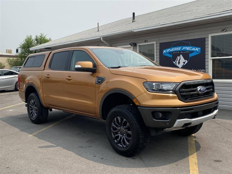 2019 Ford Ranger for sale in Murray, UT