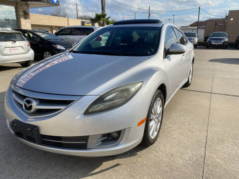 2012 Mazda MAZDA6 for sale at Houston Auto Gallery in Katy TX