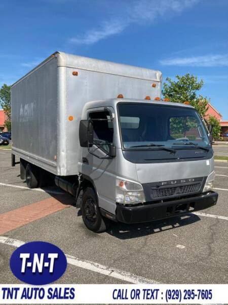 2006 Mitsubishi Fuso FE84D for sale in Bronx, NY