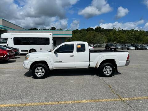 2007 Toyota Tacoma for sale at Knoxville Wholesale in Knoxville TN