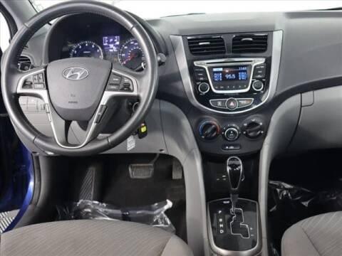 2016 Hyundai Accent for sale at Bald Hill Kia in Warwick RI