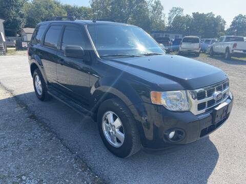 2012 Ford Escape for sale at 2EZ Auto Sales in Indianapolis IN