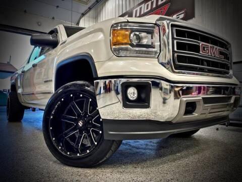 2014 GMC Sierra 1500 for sale at Carder Motors Inc in Bridgeport WV