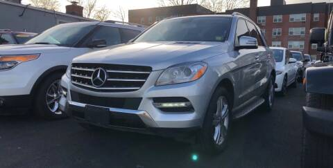 2013 Mercedes-Benz M-Class for sale at OFIER AUTO SALES in Freeport NY