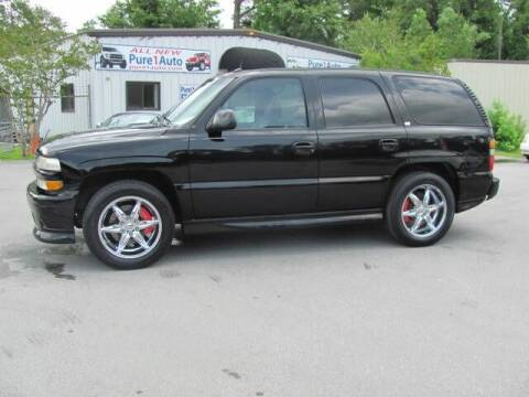 2005 Chevrolet Tahoe for sale at Pure 1 Auto in New Bern NC