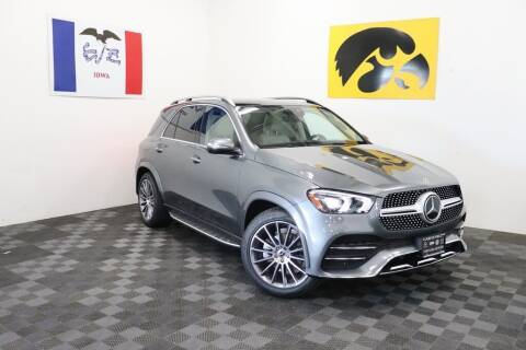 2022 Mercedes-Benz GLE for sale at Carousel Auto Group in Iowa City IA
