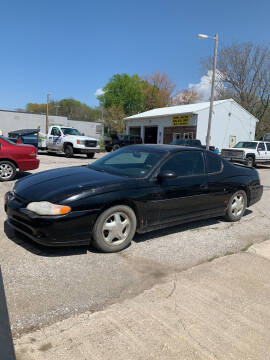 2001 Chevrolet Monte Carlo for sale at MTC AUTO SALES in Omaha NE