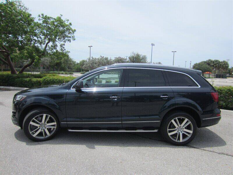 2011 Audi Q7 for sale at Auto Sport Group in Delray Beach FL