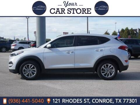 2017 Hyundai Tucson for sale at Your Car Store in Conroe TX