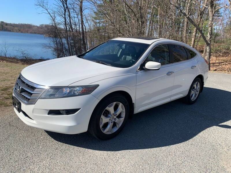 2010 Honda Accord Crosstour for sale at Elite Pre-Owned Auto in Peabody MA