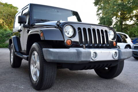 2008 Jeep Wrangler for sale at Wheel Deal Auto Sales LLC in Norfolk VA