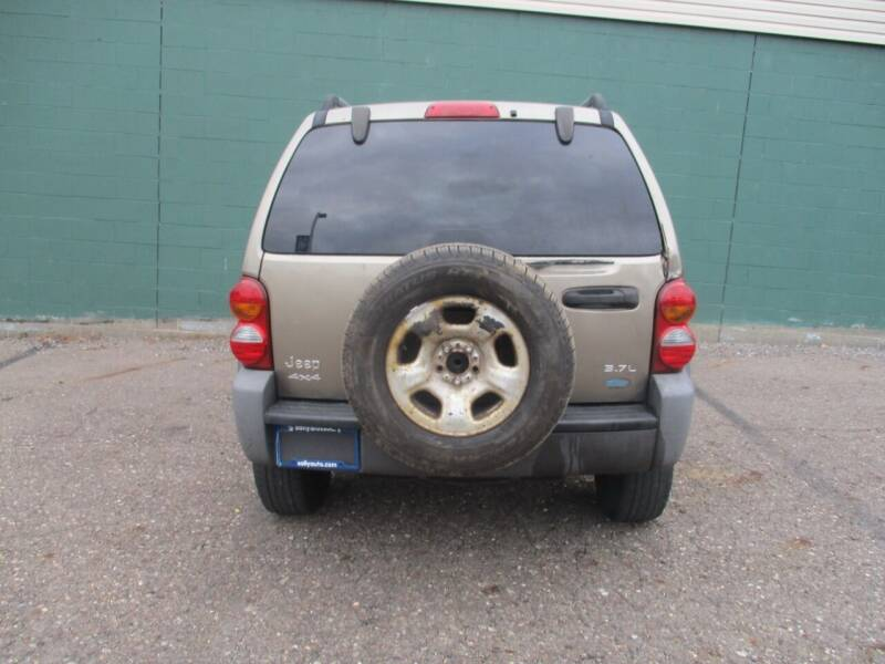 2004 Jeep Liberty 4dr Sport 4WD SUV - Alliance OH