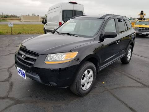 2008 Hyundai Santa Fe for sale at Larry Schaaf Auto Sales in Saint Marys OH