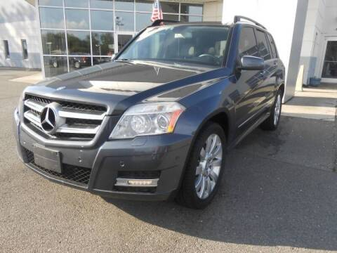 2011 Mercedes-Benz GLK for sale at Auto America in Monroe NC