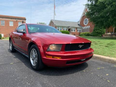 2005 Ford Mustang for sale at Automax of Eden in Eden NC