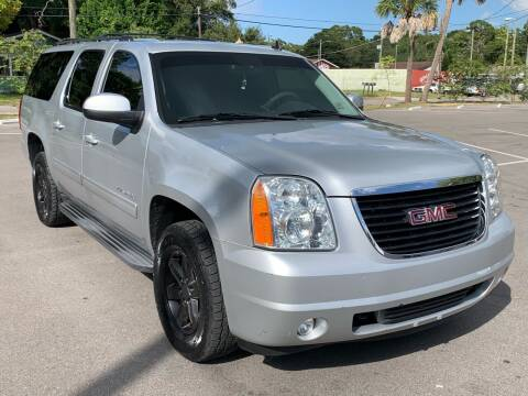 2013 GMC Yukon XL for sale at Consumer Auto Credit in Tampa FL