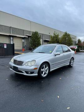 2005 Mercedes-Benz C-Class for sale at Car One Motors in Seattle WA