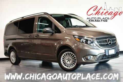 2018 Mercedes-Benz Metris for sale at Chicago Auto Place in Bensenville IL