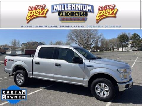 2017 Ford F-150 for sale at Millennium Auto Sales in Kennewick WA