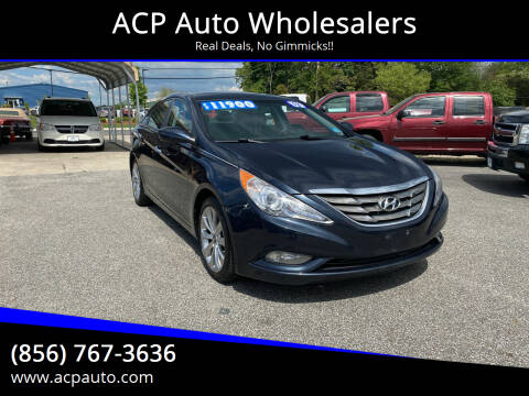 2013 Hyundai Sonata for sale at ACP Auto Wholesalers in Berlin NJ