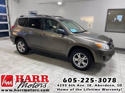 2011 Toyota RAV4 for sale at Harr's Redfield Ford in Redfield SD