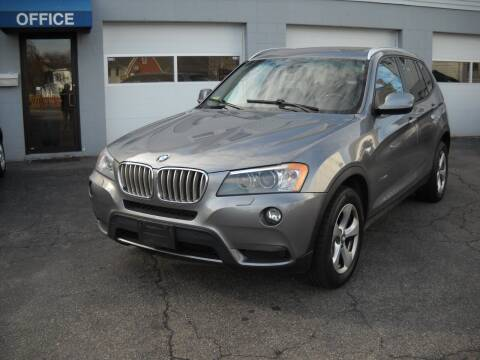 2011 BMW X3 for sale at Best Wheels Imports in Johnston RI