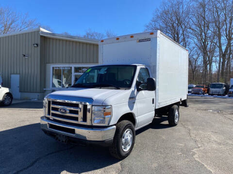 2014 Ford E-Series Chassis for sale at Auto Towne in Abington MA