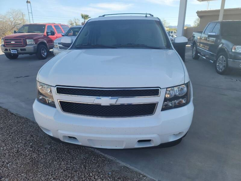 2013 Chevrolet Tahoe for sale at Carzz Motor Sports in Fountain Hills AZ
