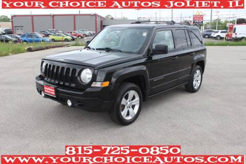 2013 Jeep Patriot for sale at Your Choice Autos - Joliet in Joliet IL
