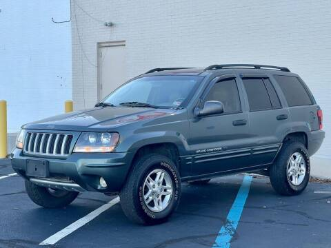 2004 Jeep Grand Cherokee for sale at Carland Auto Sales INC. in Portsmouth VA
