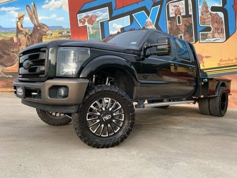 2015 Ford F-350 Super Duty for sale at Sparks Autoplex Inc. in Fort Worth TX