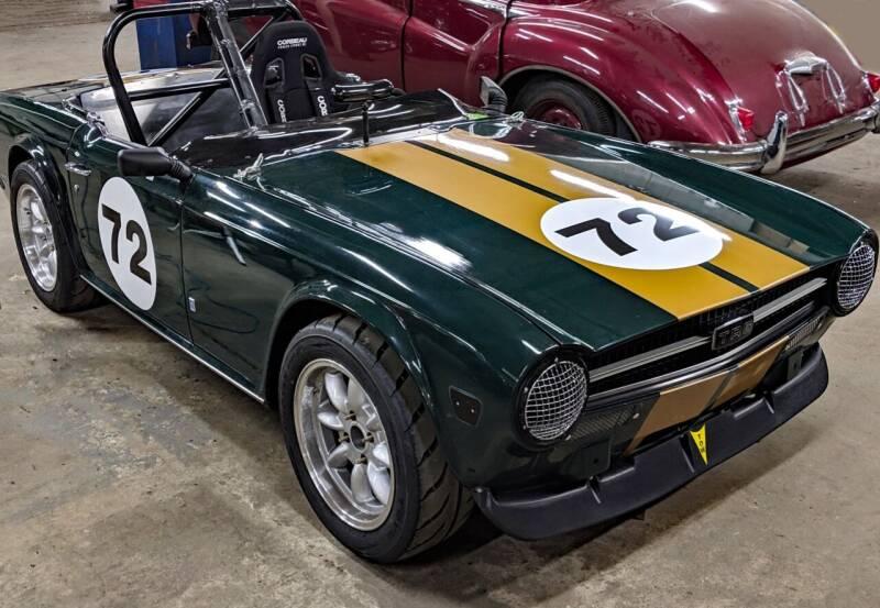 1974 Triumph TR6 for sale in Lake Bluff, IL