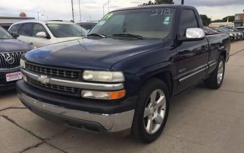 1999 Chevrolet Silverado 1500 for sale at De Anda Auto Sales in South Sioux City NE