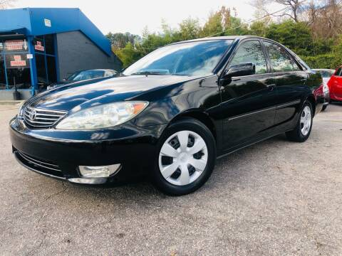 2005 Toyota Camry for sale at Capital Motors in Raleigh NC