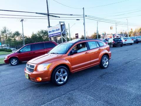 2011 Dodge Caliber for sale at New Wave Auto of Vineland in Vineland NJ