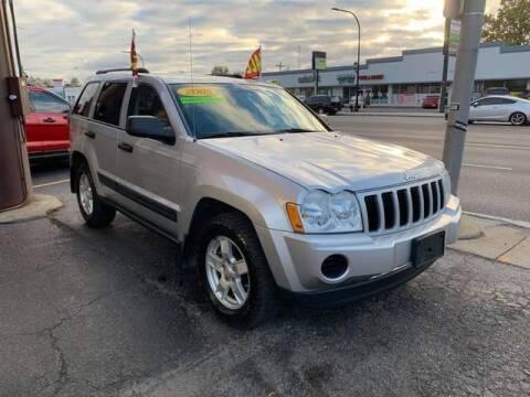 2005 Jeep Grand Cherokee for sale at JBA Auto Sales Inc in Stone Park IL