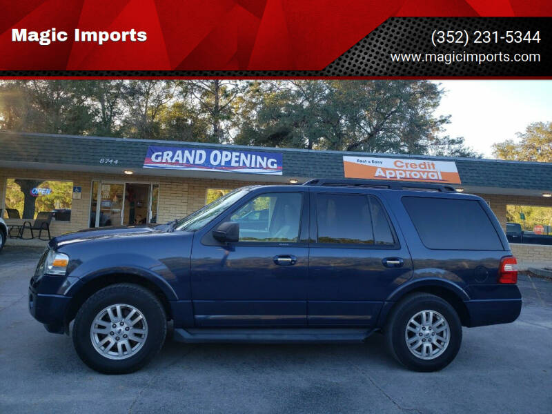 2014 Ford Expedition for sale at Magic Imports in Melrose FL