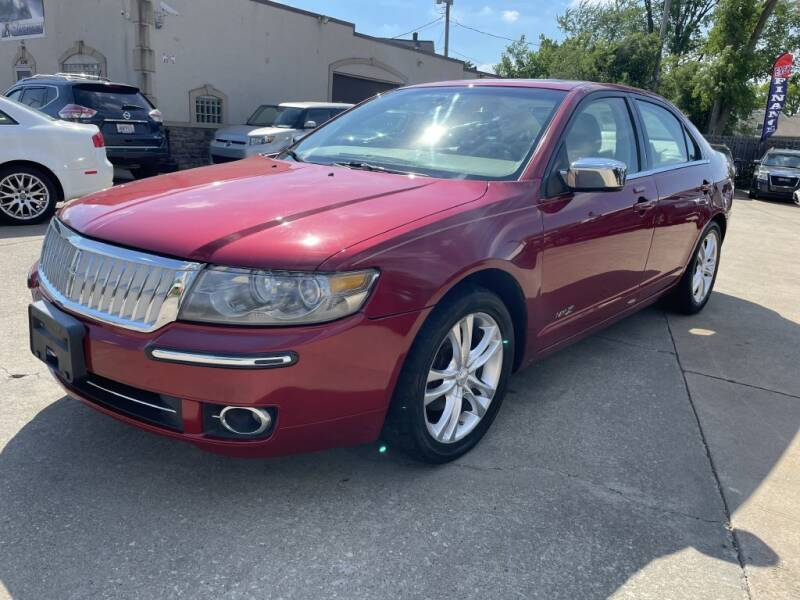 2009 Lincoln MKZ for sale at T & G / Auto4wholesale in Parma OH