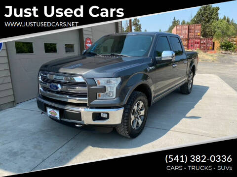 2016 Ford F-150 for sale at Just Used Cars in Bend OR