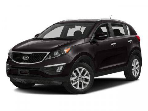 2016 Kia Sportage for sale at Stephen Wade Pre-Owned Supercenter in Saint George UT