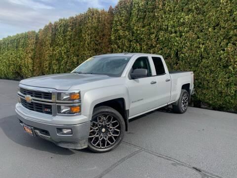 2014 Chevrolet Silverado 1500 for sale at Yaktown Motors in Union Gap WA