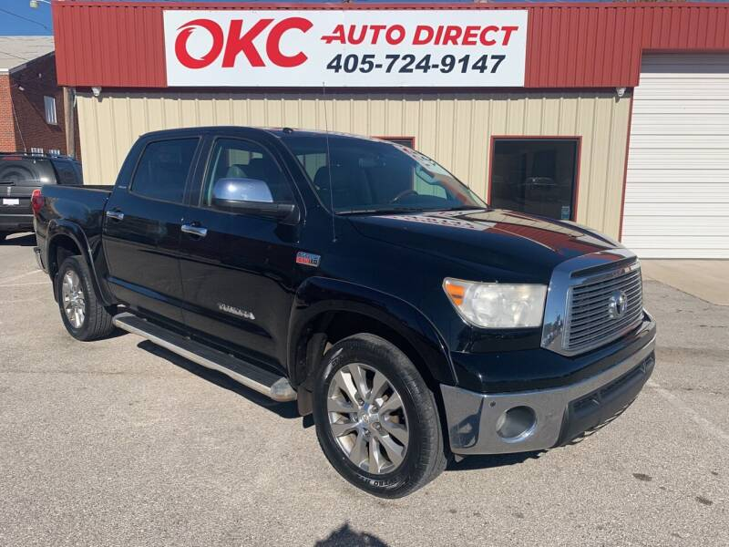 2010 Toyota Tundra for sale at OKC Auto Direct in Oklahoma City OK