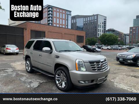 2007 Cadillac Escalade for sale at Boston Auto Exchange in Boston MA